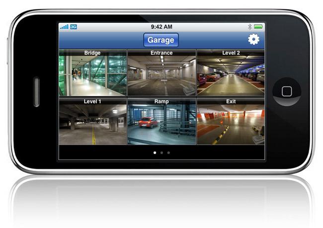 Remote Video Surveillance Los Angeles Security Cameras