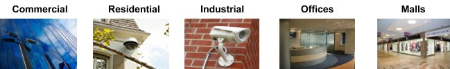 Security Camera CCTV Installation in Los Angeles