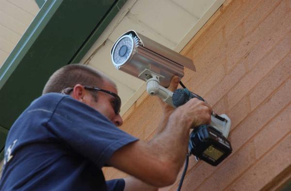 Home Security Cameras Installation Los Angeles